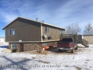 604 E Fourth St, Marbleton, WY 83113 (MLS #19-46) :: The Group Real Estate