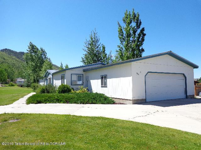 260 E 8TH Ave, Afton, WY 83110 (MLS #19-487) :: Sage Realty Group