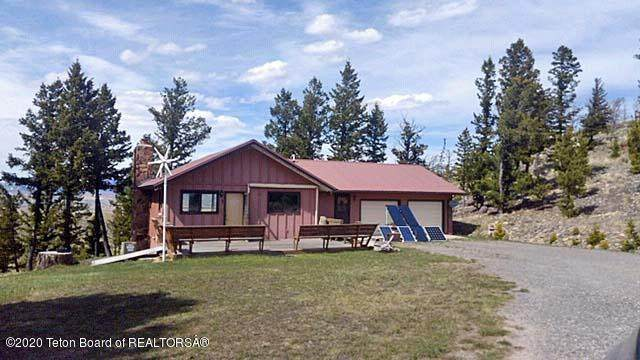 10 Bachelor Creek Court, Dubois, WY 82513 (MLS #20-1159) :: West Group Real Estate
