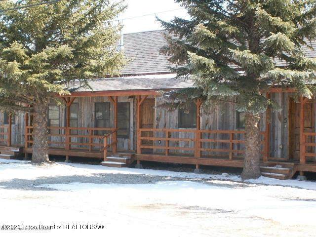 120 S Bridger Ave 1-8, Pinedale, WY 82941 (MLS #20-1348) :: West Group Real Estate