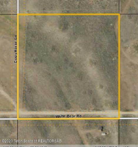 LOT 21 White Bear Road, Daniel, WY 83115 (MLS #20-1466) :: Sage Realty Group