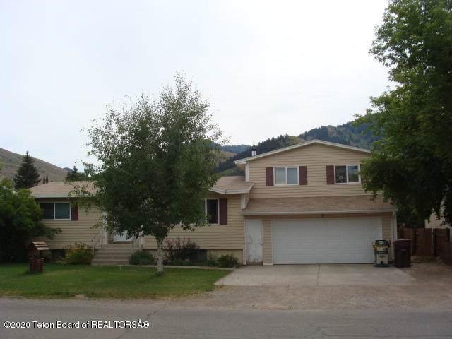 655 Adams Street, Afton, WY 83110 (MLS #20-148) :: West Group Real Estate