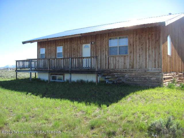 173 Little Mountain, Daniel, WY 83115 (MLS #20-1519) :: West Group Real Estate