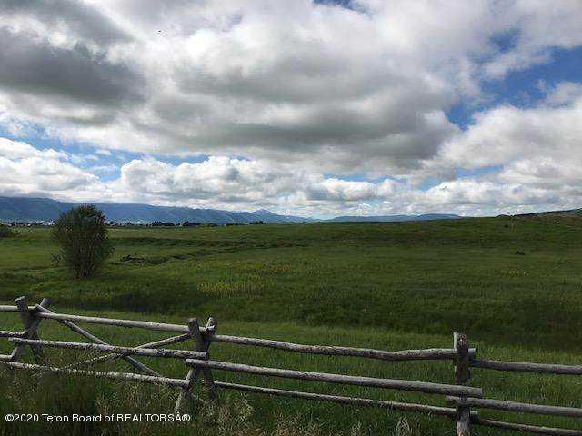 LOT 1 South Crown Ranch Road, Auburn, WY 83111 (MLS #20-1538) :: West Group Real Estate