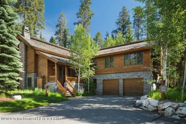 3093 W Arrowhead Road, Teton Village, WY 83025 (MLS #20-1662) :: West Group Real Estate