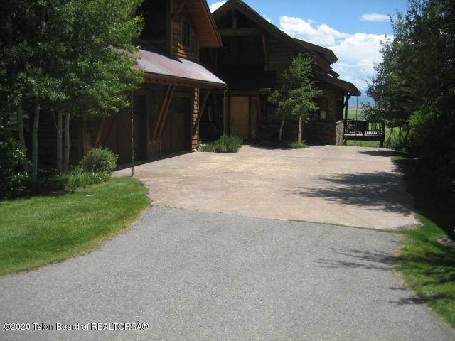 9495 River Rim Ranch Road #2, Tetonia, ID 83452 (MLS #20-1787) :: West Group Real Estate