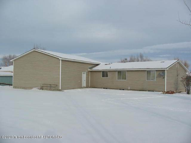 148 Circle Drive, Afton, WY 83110 (MLS #20-215) :: West Group Real Estate