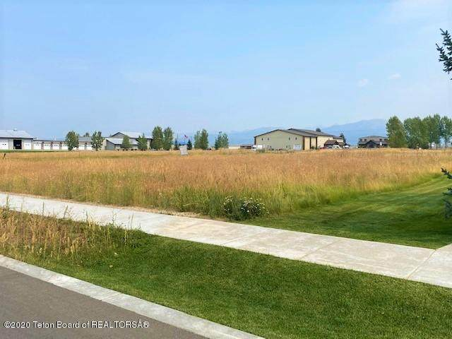 615 Moraine Court, Driggs, ID 83422 (MLS #20-2482) :: Sage Realty Group