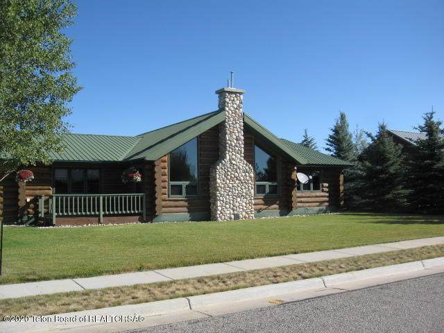 1314 Club House, Pinedale, WY 82941 (MLS #20-267) :: Sage Realty Group