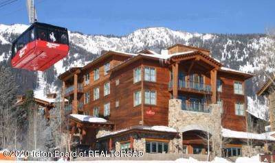 Address Not Published, Teton Village, WY 83025 (MLS #20-28) :: Sage Realty Group
