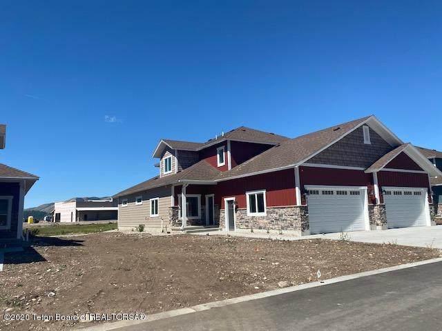 93 Creekside Lane #5, Swan Valley, ID 83449 (MLS #20-2855) :: Sage Realty Group