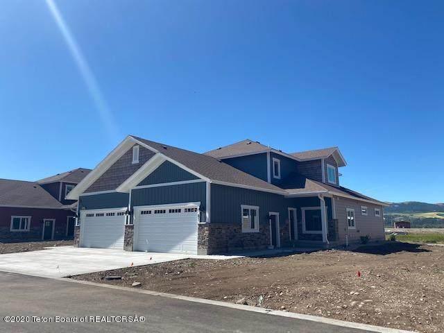 81 Creekside Lane #4, Swan Valley, ID 83449 (MLS #20-2856) :: Sage Realty Group