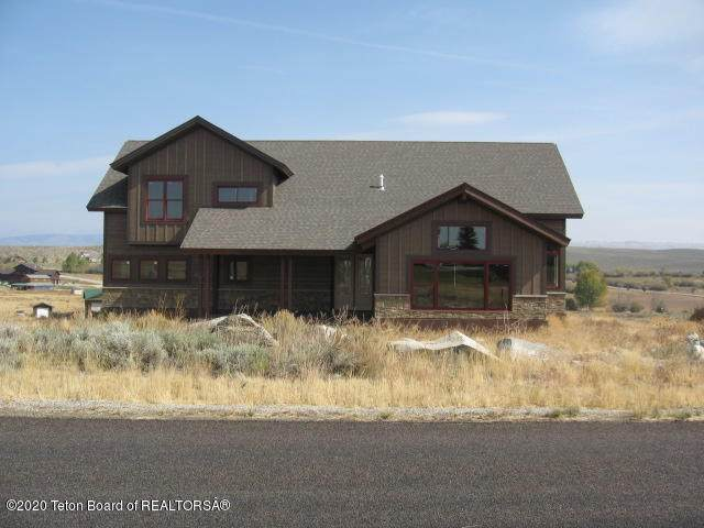 16 Broken Hills, Pinedale, WY 82941 (MLS #20-2873) :: West Group Real Estate
