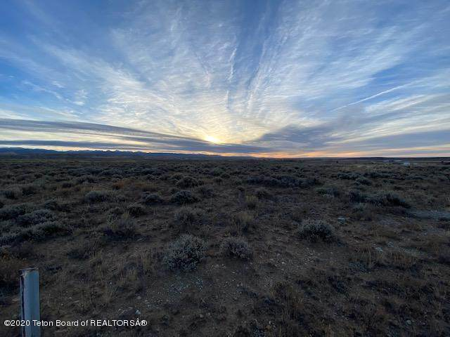 LOT 13 Blackburn Lane, Pinedale, WY 82941 (MLS #20-3187) :: West Group Real Estate