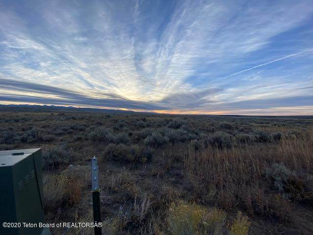 LOT 15 Blackburn Lane, Pinedale, WY 82941 (MLS #20-3188) :: West Group Real Estate