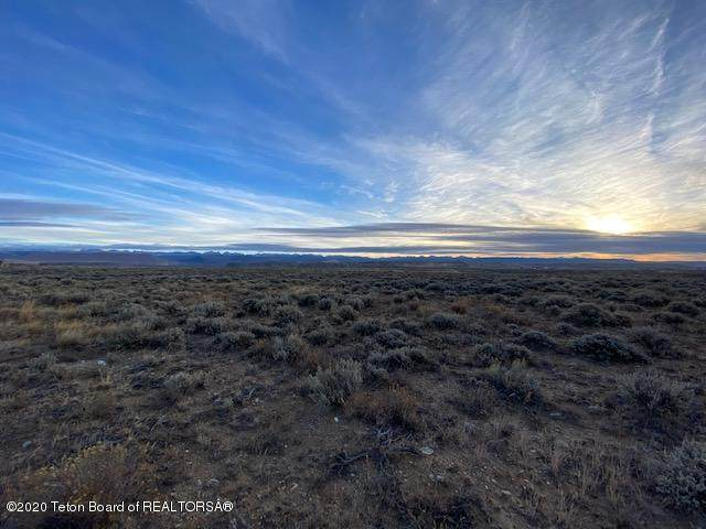LOT 14 Blackburn Lane, Pinedale, WY 82941 (MLS #20-3189) :: West Group Real Estate