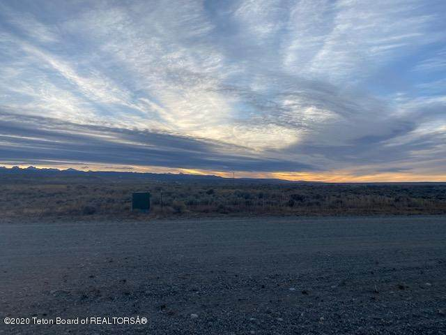 LOT 17 Blackburn Lane, Pinedale, WY 82941 (MLS #20-3191) :: West Group Real Estate