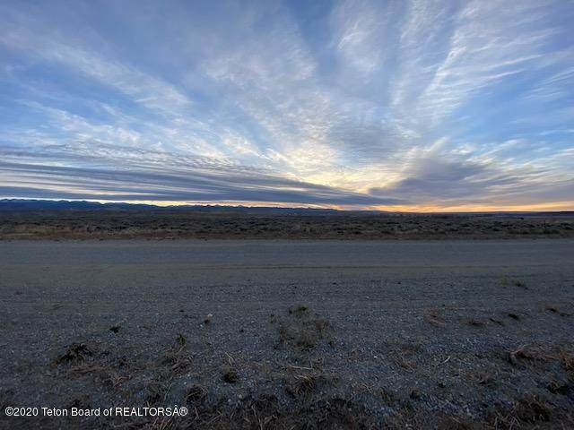 LOT 19 Blackburn Lane, Pinedale, WY 82941 (MLS #20-3193) :: West Group Real Estate