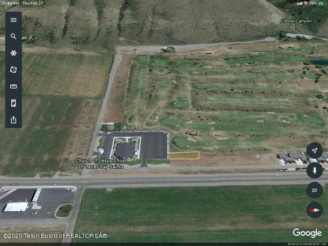 Johnny Miller Drive, Afton, WY 83110 (MLS #20-335) :: West Group Real Estate
