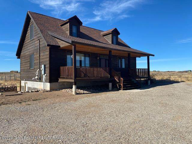 8 S Kicking Bird Rd, Daniel, WY 83115 (MLS #20-3368) :: The Group Real Estate