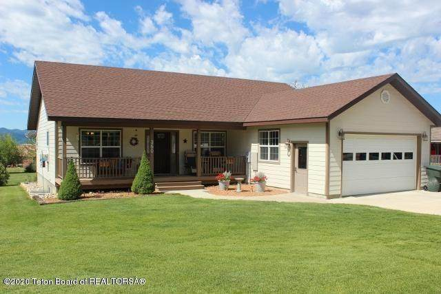 350 Solitude Dr, Star Valley Ranch, WY 83127 (MLS #20-3527) :: Sage Realty Group