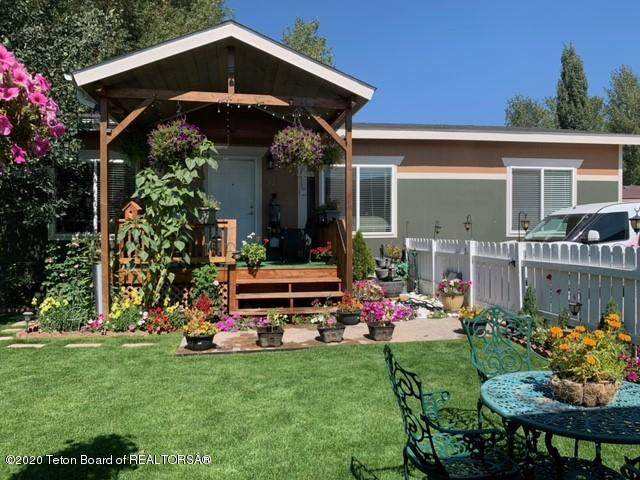 Address Not Published, Jackson, WY 83001 (MLS #20-3543) :: West Group Real Estate
