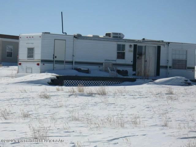 207 Meadow Lark, Boulder, WY 82923 (MLS #20-370) :: Sage Realty Group