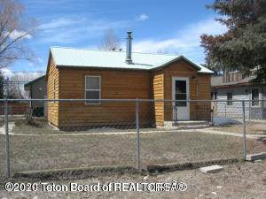 220 N Tyler, Pinedale, WY 82941 (MLS #20-625) :: The Group Real Estate