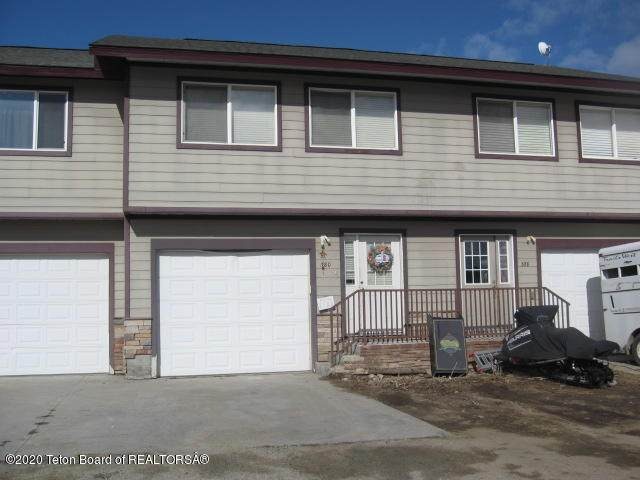 380 S Cole, Pinedale, WY 82941 (MLS #20-716) :: West Group Real Estate