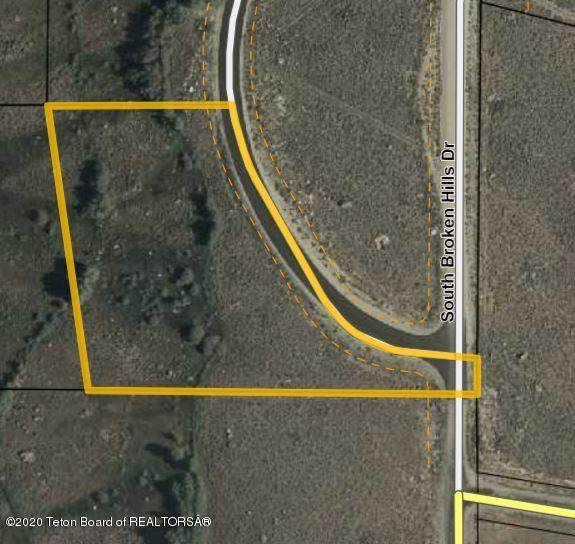 LOT 14 Hidden Hills, Pinedale, WY 82941 (MLS #20-847) :: The Group Real Estate