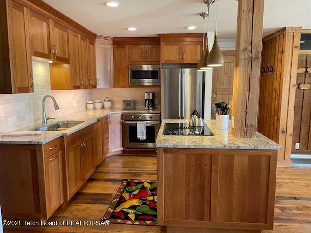 3600 W Michael Dr, Teton Village, WY 83025 (MLS #21-1369) :: West Group Real Estate