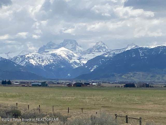 1687 Highland Meadows Dr, Tetonia, ID 83452 (MLS #21-1507) :: Coldwell Banker Mountain Properties