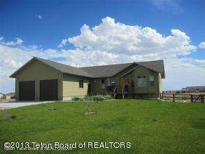820 E Third St, Marbleton, WY 83113 (MLS #21-1936) :: Coldwell Banker Mountain Properties