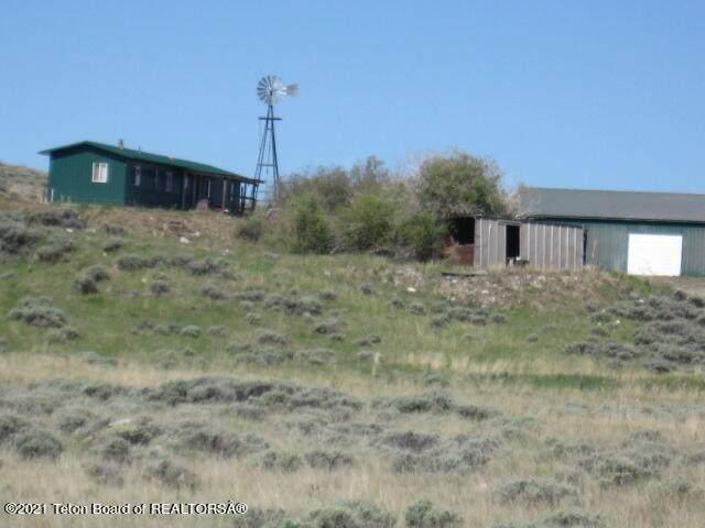 10 White Bird Pl, Daniel, WY 83115 (MLS #21-1955) :: Coldwell Banker Mountain Properties