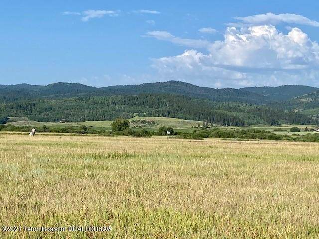 Lot 33 Golden Stone, Thayne, WY 83127 (MLS #21-2586) :: Coldwell Banker Mountain Properties