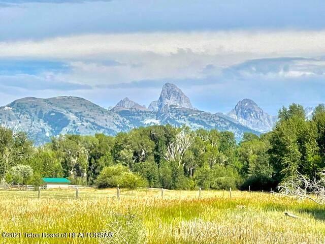 231 W 7000 N, Tetonia, ID 83452 (MLS #21-2720) :: Coldwell Banker Mountain Properties