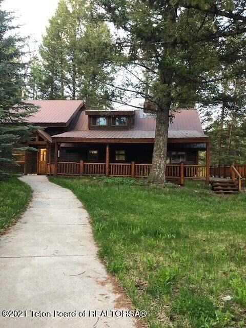 25635 Buffalo Run, Moran, WY 83013 (MLS #21-3377) :: West Group Real Estate