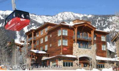 3349 W Cody Ln, Teton Village, WY 83025 (MLS #21-63) :: West Group Real Estate