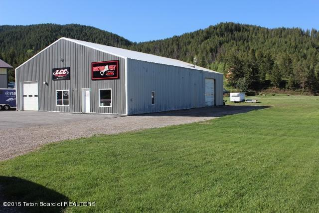 108 Greys River Road, Alpine, WY 83128 (MLS #15-1117) :: West Group Real Estate