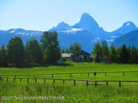 205 Table Rock East Road, Alta, WY 83414 (MLS #17-3219) :: Sage Realty Group