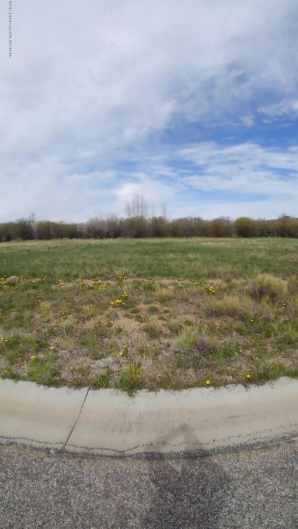 LOT 14 N Alden Ave, Pinedale, WY 82941 (MLS #18-1272) :: Sage Realty Group