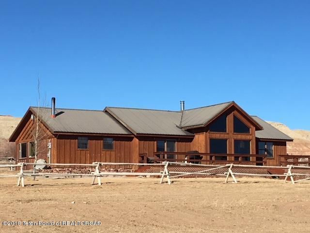 8 Mustang Dr, Dubois, WY 82513 (MLS #18-526) :: Sage Realty Group