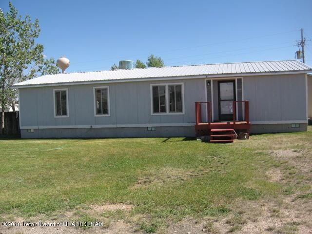 614 E Fourth St, Marbleton, WY 83113 (MLS #18-805) :: Sage Realty Group