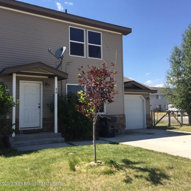 310 Cole Ave, Pinedale, WY 82941 (MLS #19-1103) :: Sage Realty Group