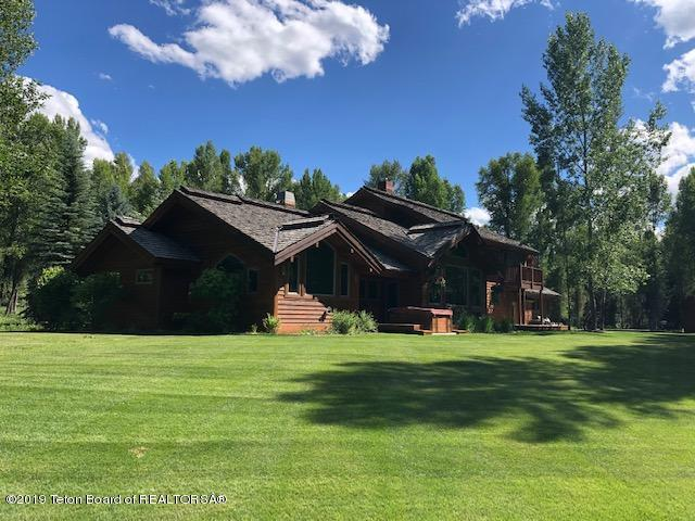 4805 River Hollow Dr, Jackson, WY 83001 (MLS #19-2059) :: Sage Realty Group