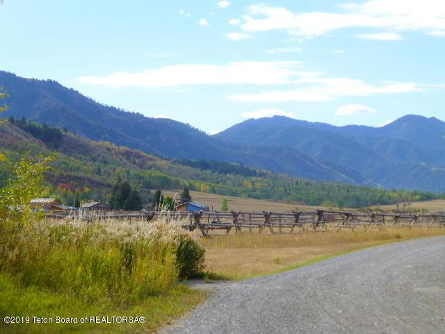 4373 County Road 126, Bedford, WY 83112 (MLS #19-999) :: Sage Realty Group