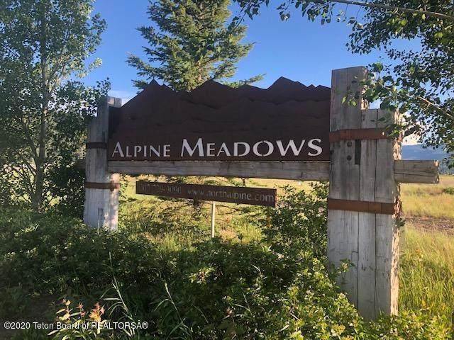 Lot 103 Aster Loop, Alpine, WY 83128 (MLS #20-1488) :: West Group Real Estate