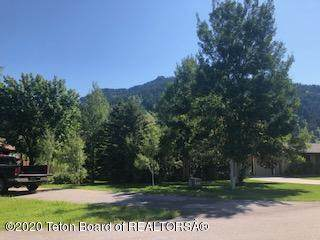 LOT 34 Forest Circle Dr., Alpine, WY 83128 (MLS #20-1705) :: Sage Realty Group