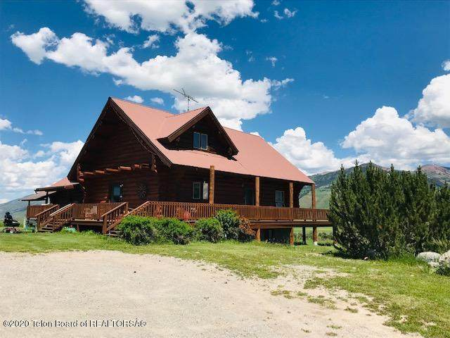 2163 Bitter Creek Rd, Afton, WY 83110 (MLS #20-2814) :: Sage Realty Group