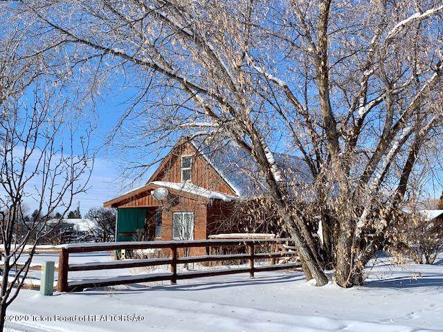 415 E E Little, Driggs, ID 83422 (MLS #20-34) :: Sage Realty Group